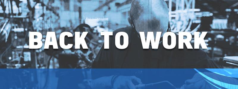 Back to work - articolo cover