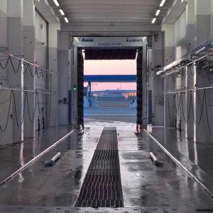 Tunnel di lavaggio - Drive through Washing System
