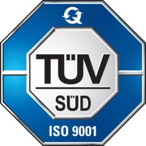logo tuv ISO 9001