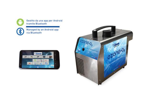 Ozone-O3 with app
