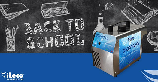 Ozone o3- Back to school