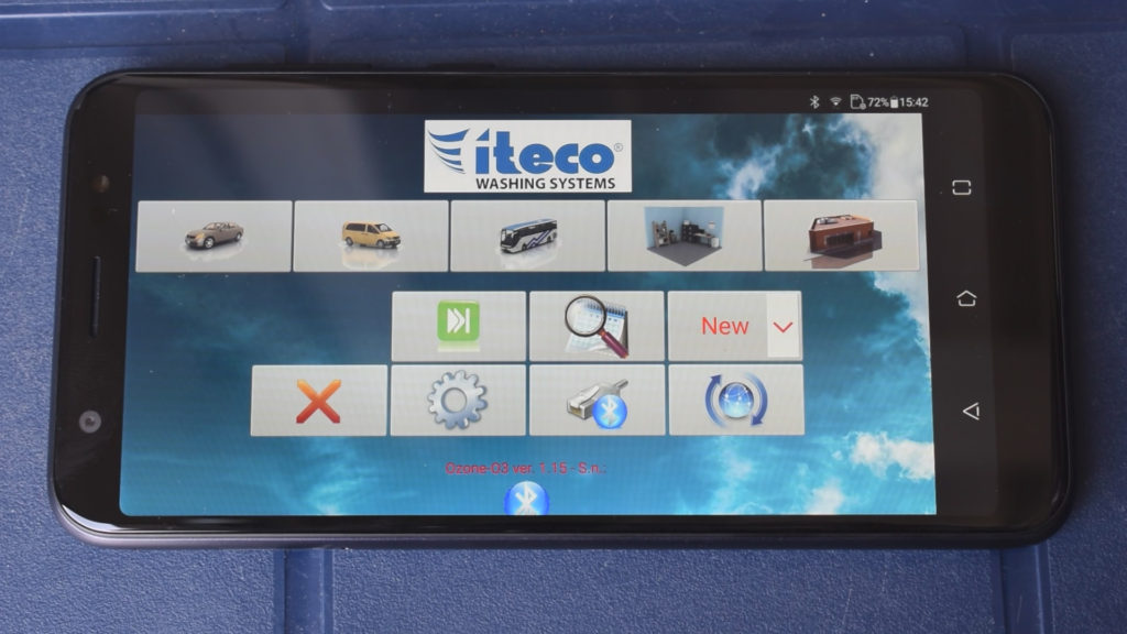 Ozone - Applicazione smartphone