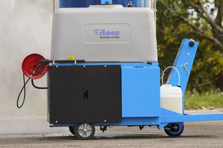 Idropulitrice Truck Wash D500 HP