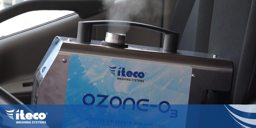 Ozone O3 - Cover articolo