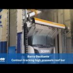 Contour-tracking HP roof bar/ Barra Oscillante